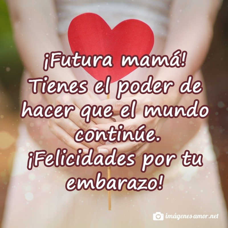 Frasesamor Frases De Amor Para Futuras Madres